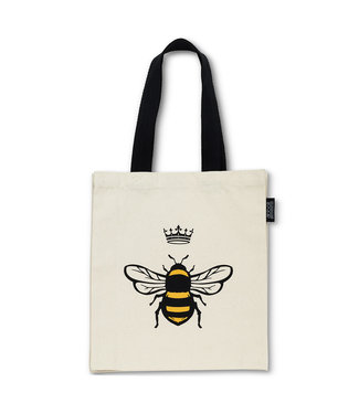 Abbott Tote - Bee with Crown