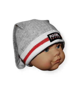Pook Kids Toque - Red