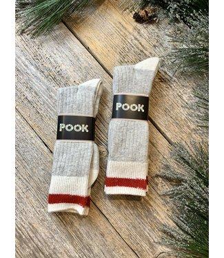 Pook Wool Socks - 2 pairs