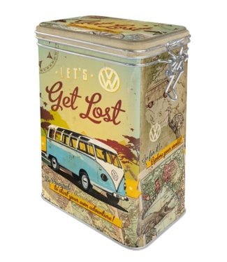 Let's Get Lost Tin