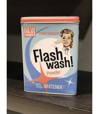 Flash Wash Tin