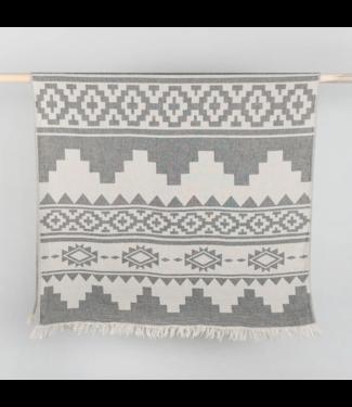 Pokoloko Turkish Towel - Atzi - Black