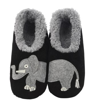 Snoozies Snoozie Slippers - Elephant