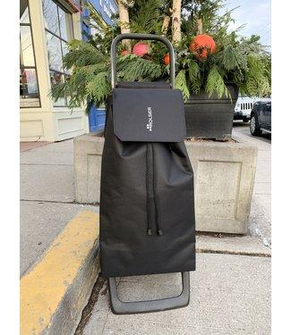 Rolser Small Shopping Cart - Black