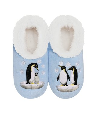 Snoozies Snoozie Slippers - Penguin