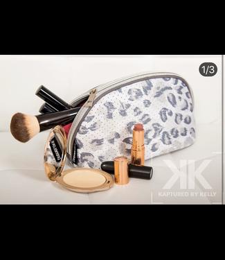 Cosmetic Bag - Leopard