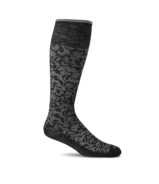 SockWell Compression Socks - Black