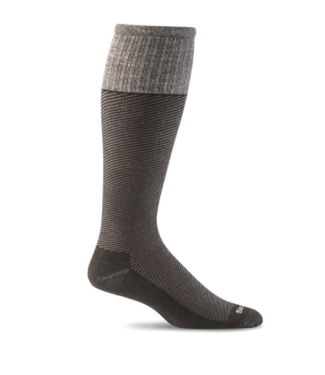 SockWell Compression Socks - Bart Black