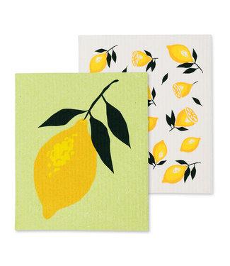 Abbott Lemon Dishcloth