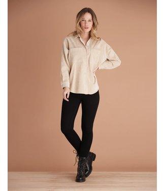 Yoga Jeans Rachel High Rise Skinny - Blackout