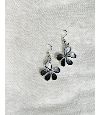 Earrings -  Flower