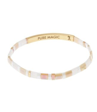 Scout Good Karma Bracelet - Neutral/Gold
