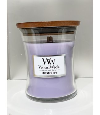 Wood Wick Wood Wick Candle - Lavender Spa