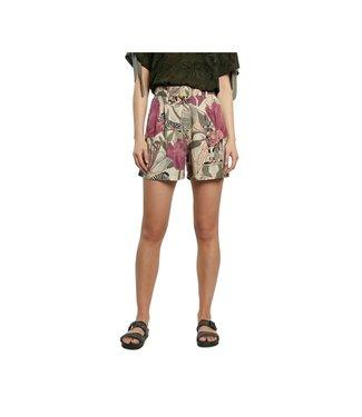 Desigual Paper Bag Etnic Shorts