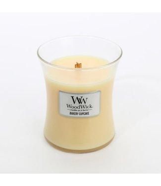 Wood Wick Candle - Bakery Cupcake