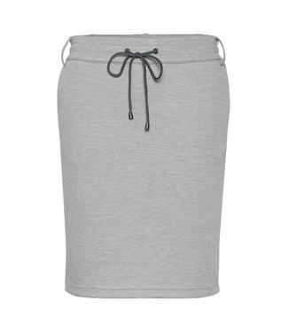 Kaffe Renafa Skirt - Light Grey