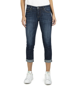 KUT Jeans Amy Crop Straight RollUp
