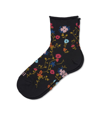 Hue Jean Socks - Black