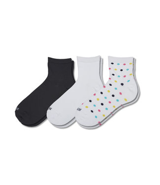 Hue Pack of 3 Socks - Dots