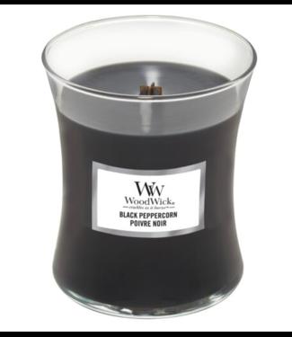 Wood Wick Candle - Black Peppercorn