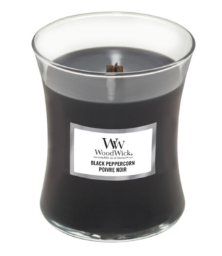 Wood Wick Wood Wick Candle - Black Peppercorn