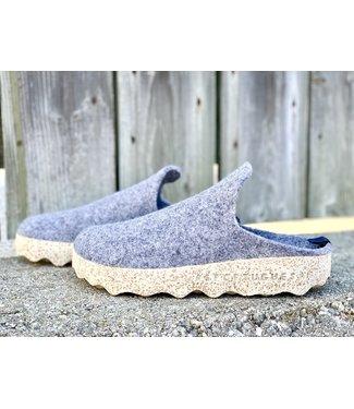 Asportuguesas COME Shoes - Concrete