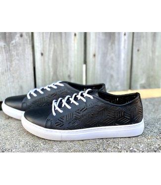 Roamers Cube Sneaker - Black