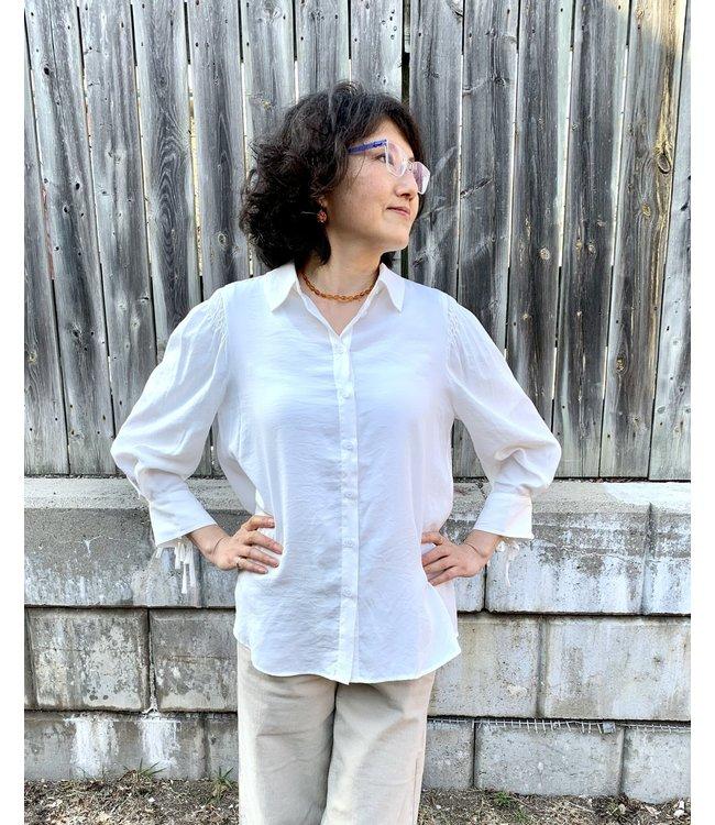 Cream Emily Shirt