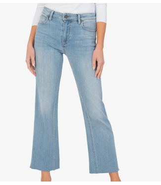 KUT Jeans Kelsey High Rise Ankle Flare