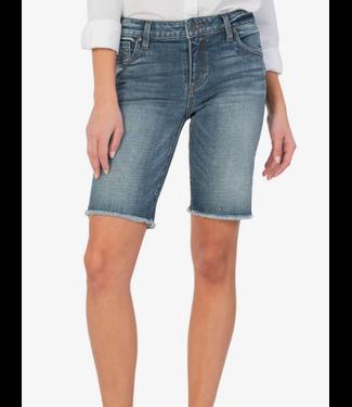 KUT Jeans Sophie Bermuda - Fray Hem
