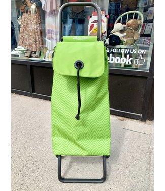 Rolser Shopping Cart - Lime