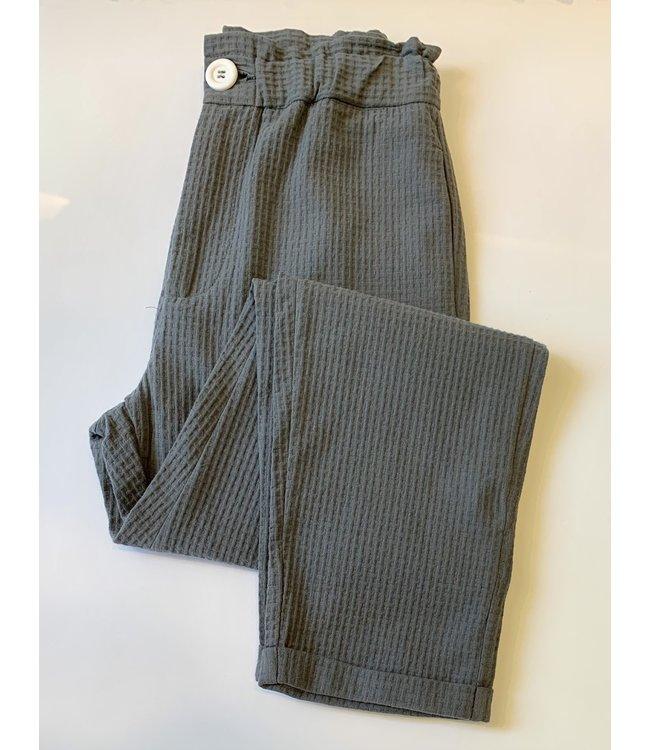 PAN Waffle Pants - Grey