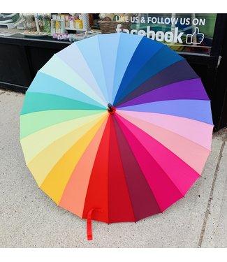 Umbrella - Full Size - Rainbow