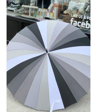 Umbrella - Full Size - monochrome
