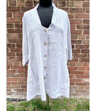 Pure Venice Linen Tunic **