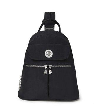 Baggallini Naples Convertible Backpack - Black