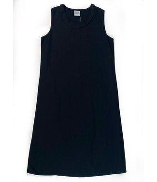 Linen Dress - Black **