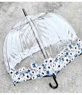 Fulton Umbrella - Birdcage - Flowers with Tiny Hearts