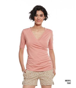 Luc Fontaine Meryl Top - Pink