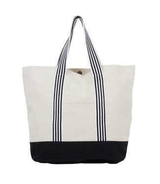 Tote Large with Black Handle