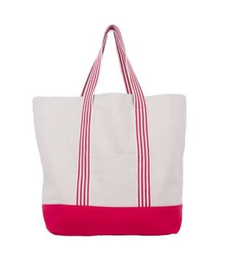 Tote Large with Red Handle