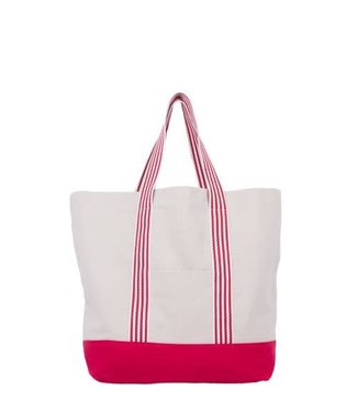Tote Small with Red Handle