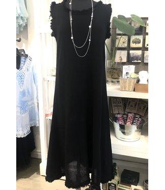 Pure Venice Sleeveless Linen Dress