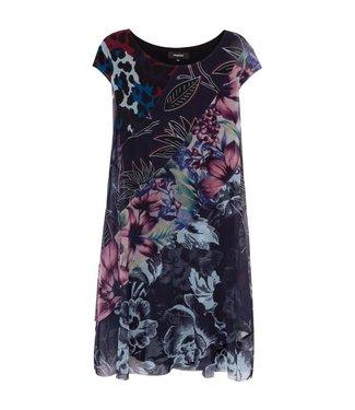 Desigual Desigual Dress - printed mesh