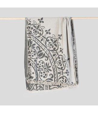 Pokoloko Turkish Towel - Leonora - Black
