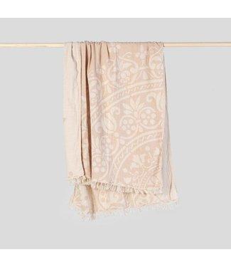 Pokoloko Turkish Towel - Leonora - Beige