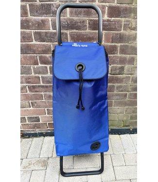 Rolser Foldable Shopping Cart - Sapphire