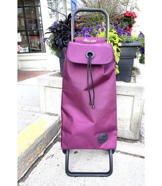Rolser Shopping Cart -  Burgundy