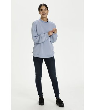 Kaffe Edala Sweater - Blue