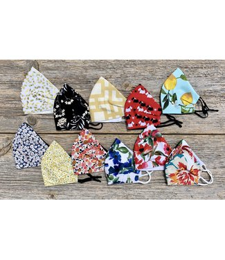 Assorted Face Masks - Canadian Made